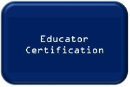 Educator Certification