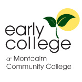 Logo for Early College in Montcalm County. Click here to go to the official Early College webpage.